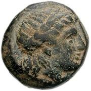 Bronze Æ19 (Gargara) – avers