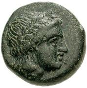 Bronze Æ16 (Gargara) – avers