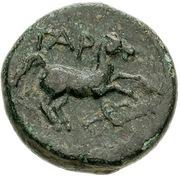 Bronze Æ16 (Gargara) – revers