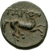 Bronze Æ9 (Gargara) – revers