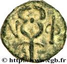 Bronze au caducée (Massalia) – revers