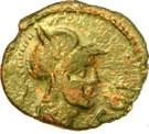 CABELLIO - CAVAILLON Bronze COL/CABE (semis) – avers