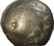 Statère au triskèle, type de Chenôves (Aedui) – avers