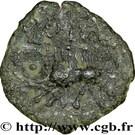 NEMAUSUS - NÎMES - Bronze au sanglier NAMA SAT – revers