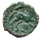 Bronze VENEXTOC , région parisienne, seine moyenne – revers