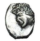 Drachme à la tête négroïde S. 75 – avers