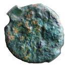 Bronze HIRTIVS à l'éléphant - Trévires (Région de Trèves) – revers
