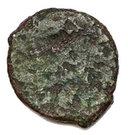 Bronze au cheval galopant à gauche (Suessiones) – avers