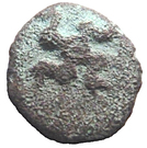 Bronze AVAVCIA - Atuatuques (Régoin de Thuin, Belgique) – avers