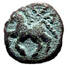 Bronze AVAVCIA - Atuatuques (Régoin de Thuin, Belgique) – revers