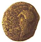"""bronze """"ANNICOIOS"""" - Santons (Région de Saintes) – avers"""