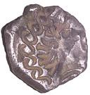Drachme à la tête négroïde (Tolosa, frappe incuse de l'avers) – revers