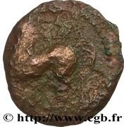Bronze CALIIDV – revers