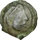 Bronze au sanglier de Saint-André-sur-Cailly - VÉLIOCASSES (Région du Vexin normand) – avers