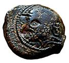 Bronze CRICIRV type barbu (Suessiones) – avers