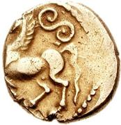 Statère de Vercingetorix (Arverni) – revers