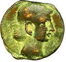 Bronze GERMANVS INDVTILLI au taureau cornupète (REMI) – avers