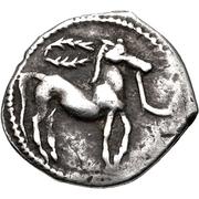 Litra (Gela) – avers