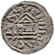 1 Obol - Adalgodus II – avers
