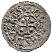 1 Obol - Adalgodus II – revers