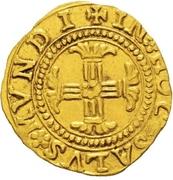 1 doppia, 2 scudi - Conrad II – avers