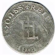 Cavallotto 1670 - Gênes – avers