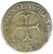Cavallotto 1670 - Gênes – revers