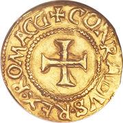 1 scudo - Conrad I – avers