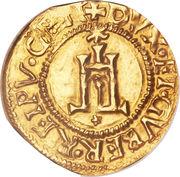 1 scudo - Conrad I – revers