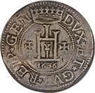 1 scudo - Conrad II – avers