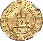 2 doppia, 4 scudi - Conrad II – avers