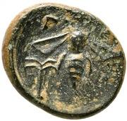 Bronze Æ14 (Gentinos) – revers