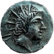 Aristarchus Colchi Drachm – avers