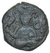 Regular AE - Giorgi III (falcon in the left hand) – avers