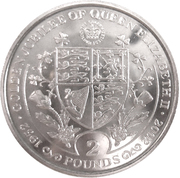 2 pounds – revers