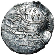 Beshlik (mahmudi) -Ahmed III – avers