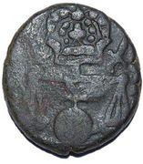 ½ Bisti (Erekle II) – avers