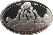 5 lari (Coupe du monde de rugby à XV 2019) – revers