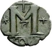 1 follis Au nom d'Anastasius I, 491-518 (Sirmium) – revers