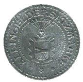 10 pfennig (Neumünster) – revers