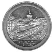 200 Pfennig (Ludwigs Railroad - Nürnberg-Fürth) – revers