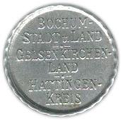 10 pfennig (Bochum) -  avers