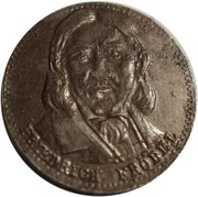 10 pfennig (Blankenburg) – revers