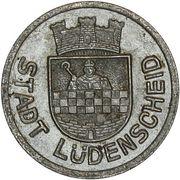 10 Pfennig (Lüdenscheid) – avers