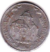 10 pfennig (Menden) – avers