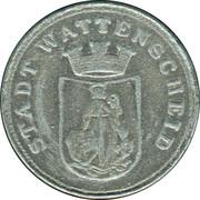 50 Pfennig (Wattenscheid) – avers