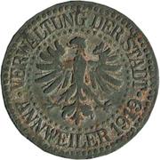 10 pfennig nécessité (Annweiler) – avers