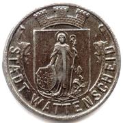 10 pfennig (Wattenscheid) – avers