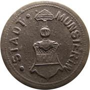 25 pfennig (Münster) – avers
