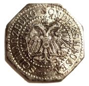 20 pfennig (Schwarzburg-Sonderhausen) – avers